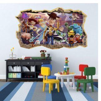 Vinilos ToyStory4 mod02
