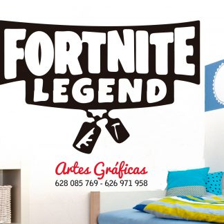 Fortnite vinilo Legend